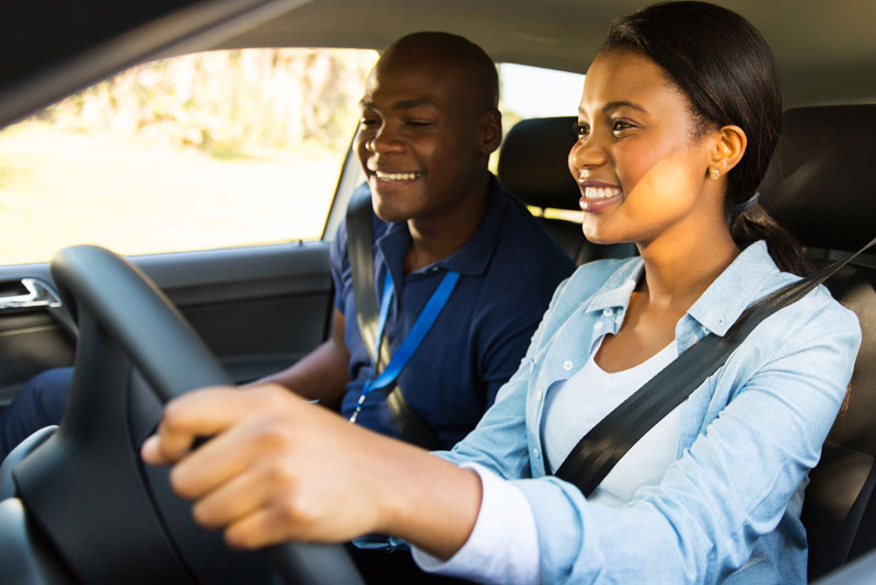 Driver Education In-Car Driving Lessons
